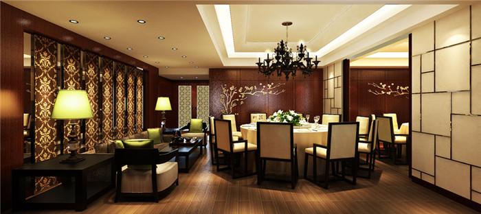 酒店宴会餐饮空间设计案例