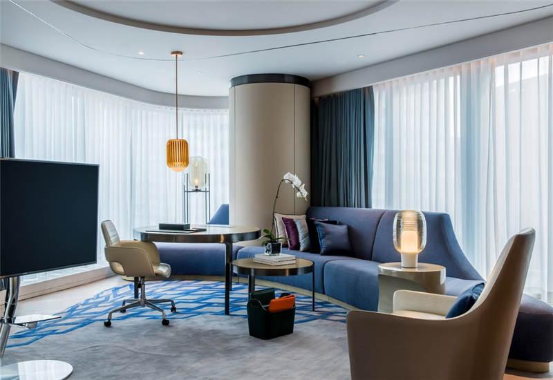 酒店室内空间设计方案