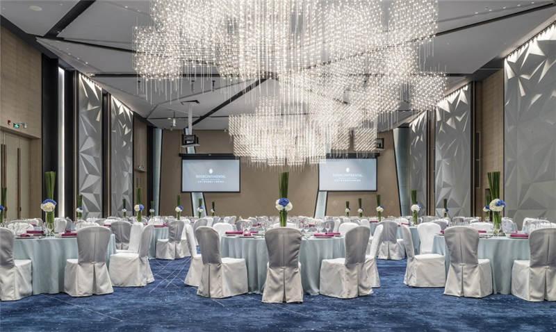 酒店宴会餐厅空间设计案例