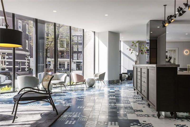 国外精品酒店空间设计实景图
