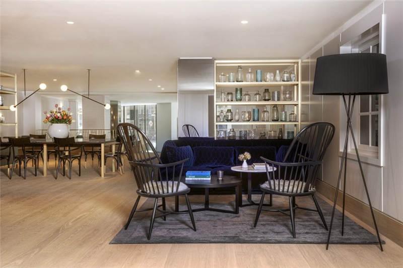 酒店休闲餐饮空间设计案例