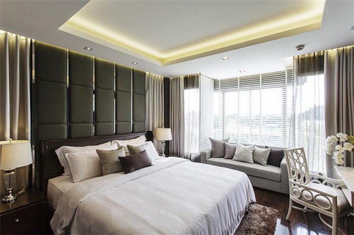 精品商务酒店客房空间设计案例