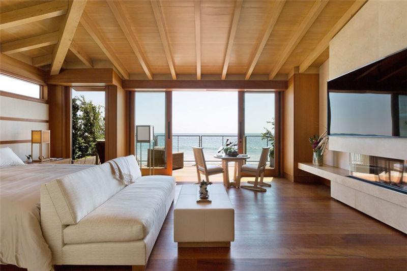 酒店室内客房设计实景图
