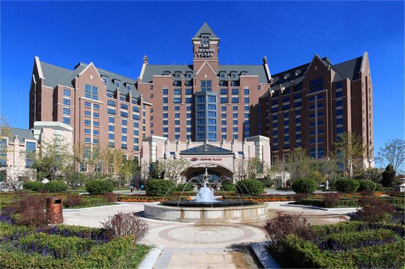 酒店建筑外观设计实景图欣赏