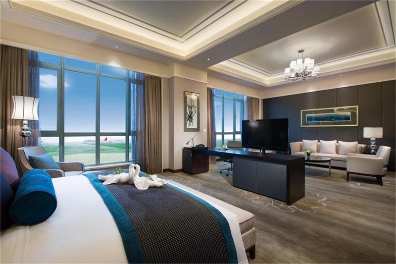 酒店客房整体布局设计方案