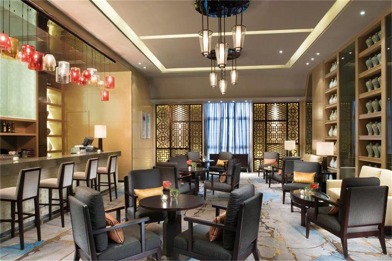 五星级酒店餐厅设计实景图