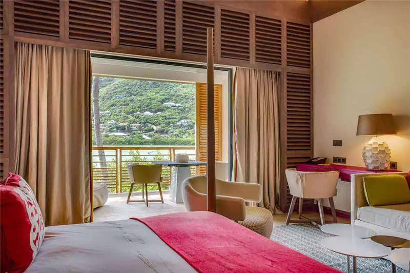 酒店客房采光设计实景图