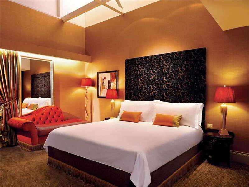 舒适的酒店客房