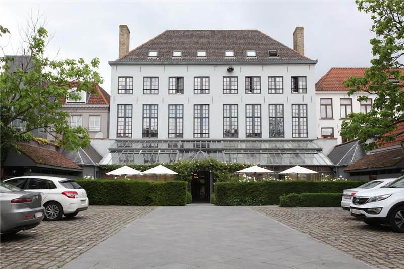 酒店建筑外观设计欣赏