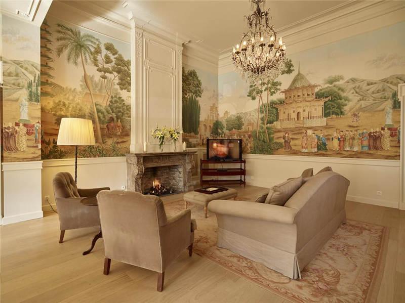 酒店客房空间装修设计设计实景图