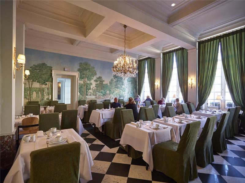 酒店宴会餐饮空间:餐厅设计案例