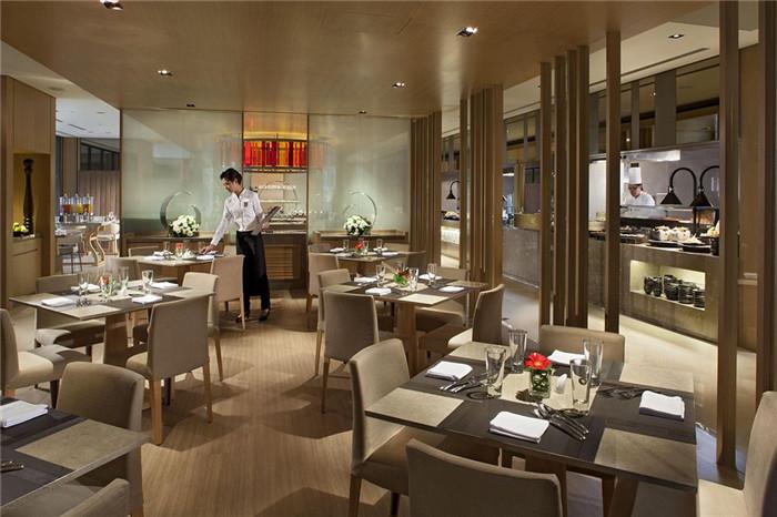 五星级酒店餐厅设计案例