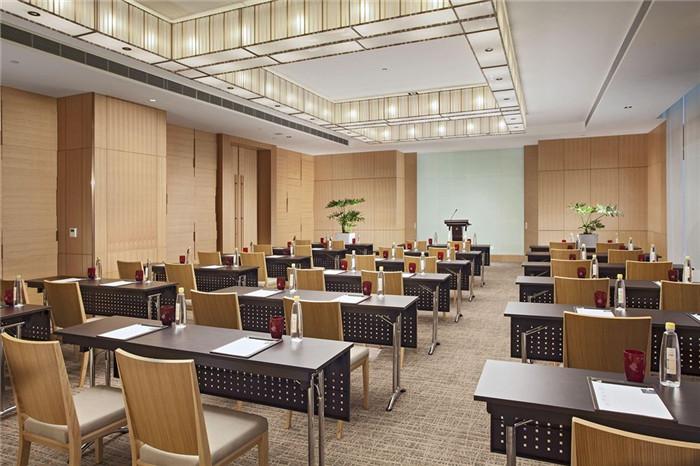 星级商务酒店企业会议空间设计欣赏
