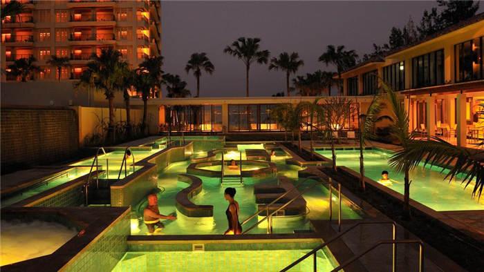 酒店建筑及室外空间设计实景图