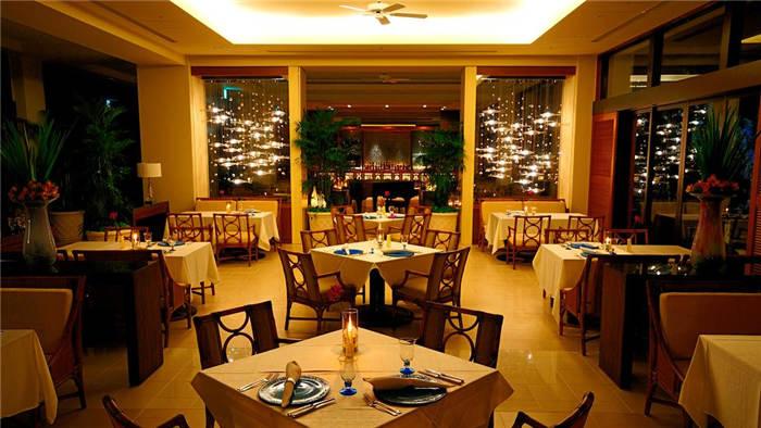 酒店室内餐厅设计案例