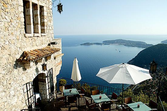 酒店地中海风光