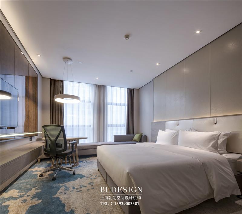 郑州铭汇文华酒店客房设计图