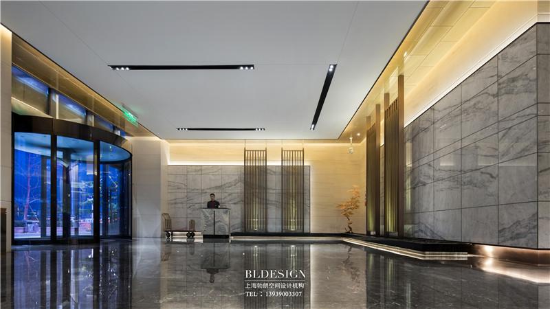 郑州铭汇文华酒店大堂设计图