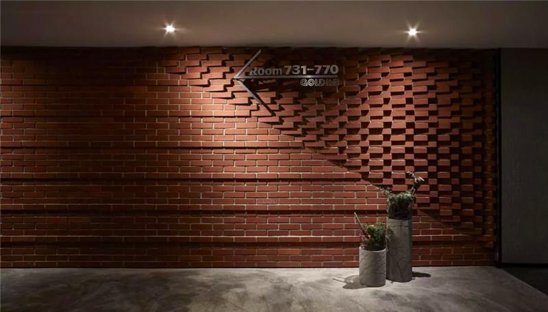 Light Hotel灰暗工业风精品酒店设计说明