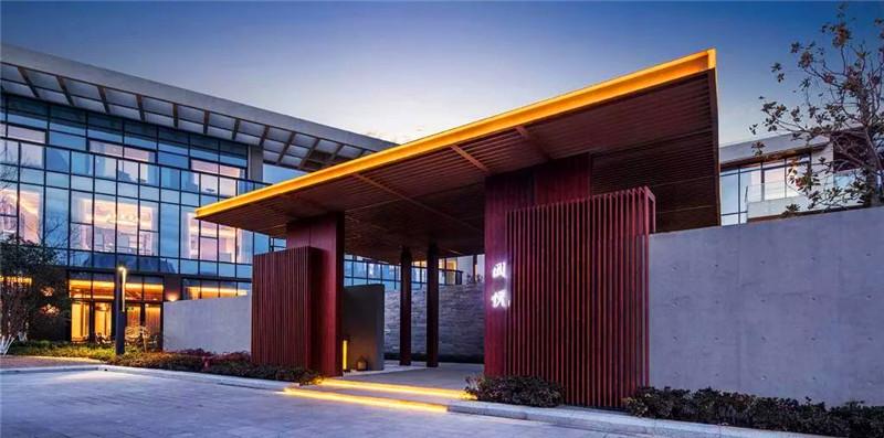 全球奢华精品酒店徐州回悦精品酒店设计欣赏
