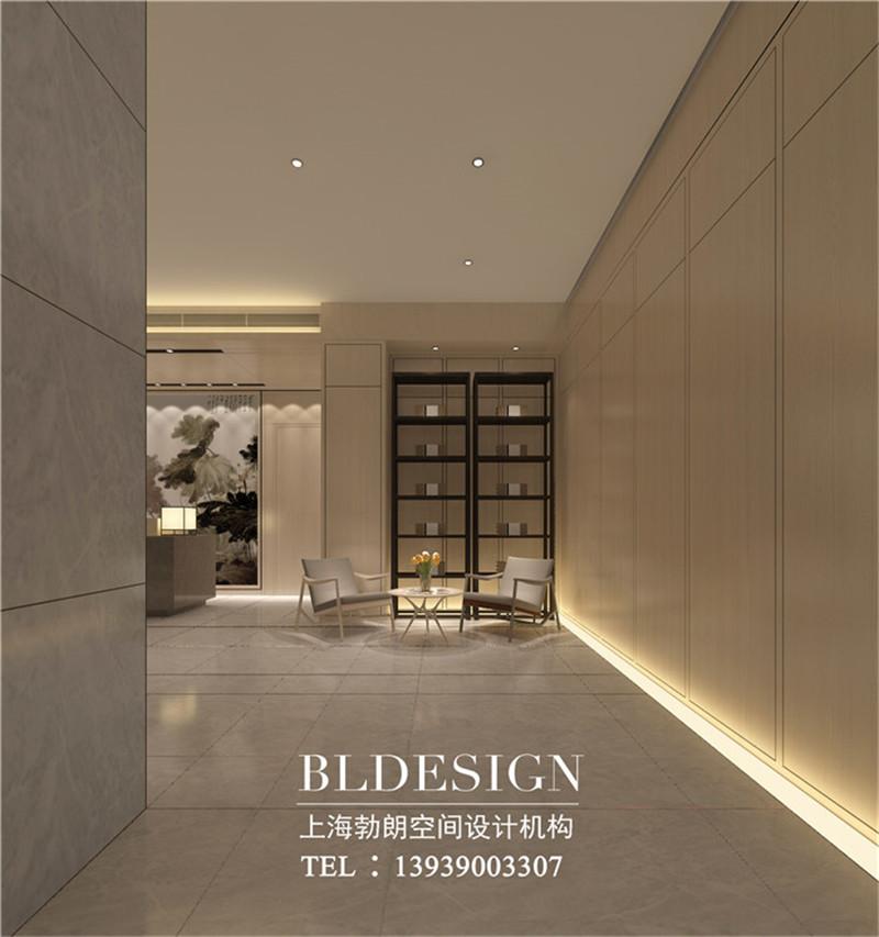 郑州文舍精品酒店大堂设计