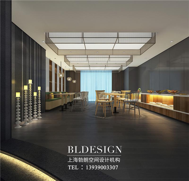 河北精品酒店餐厅装修设计方案