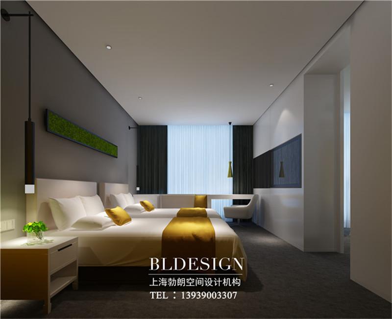 洛阳鼎诺都市精品酒店客房设计