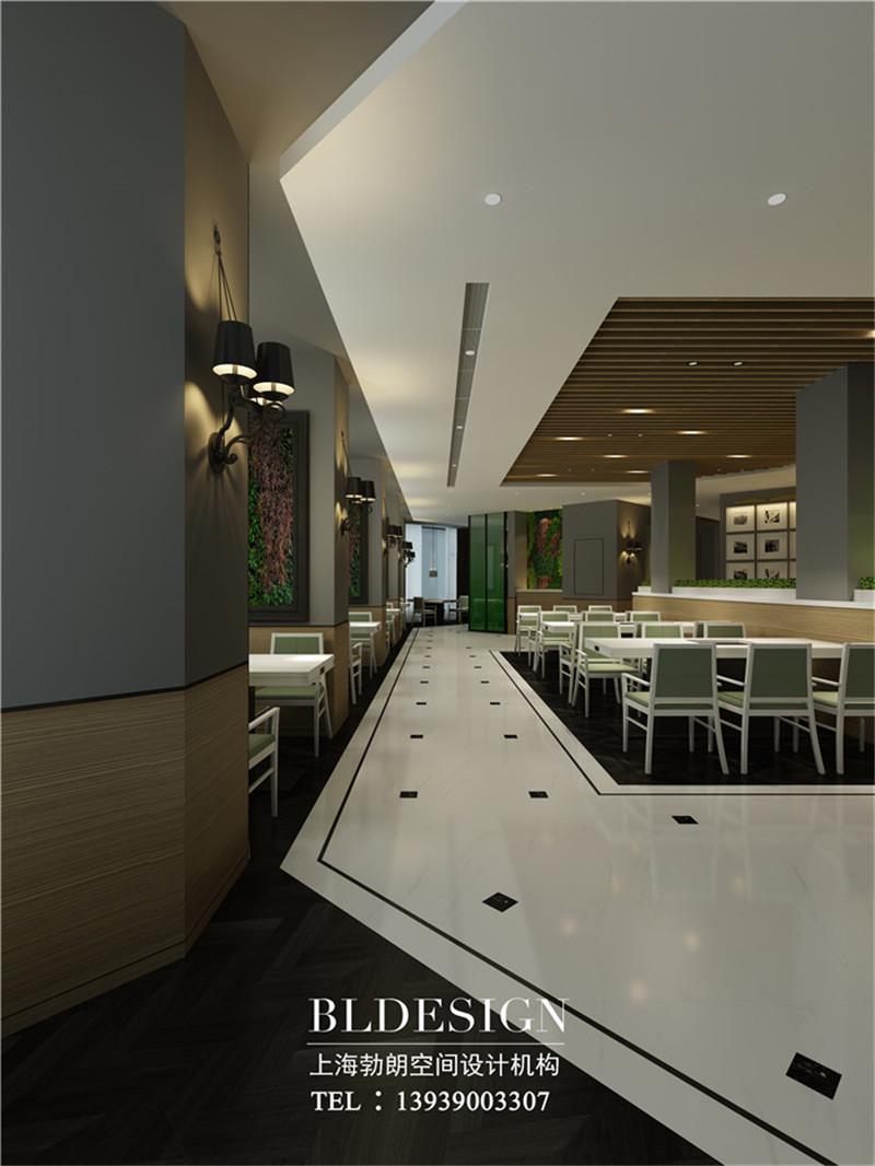 洛阳鼎诺都市精品酒店餐厅设计
