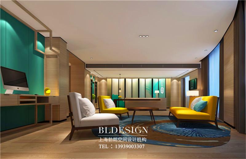 洛阳图宁精品商务酒店客房设计