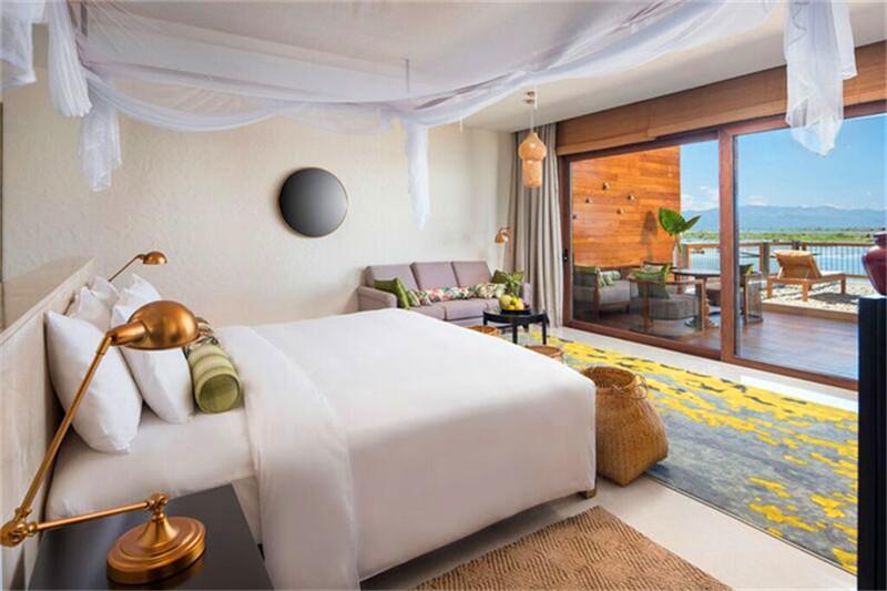 缅甸首家索菲特度假酒店客房设计