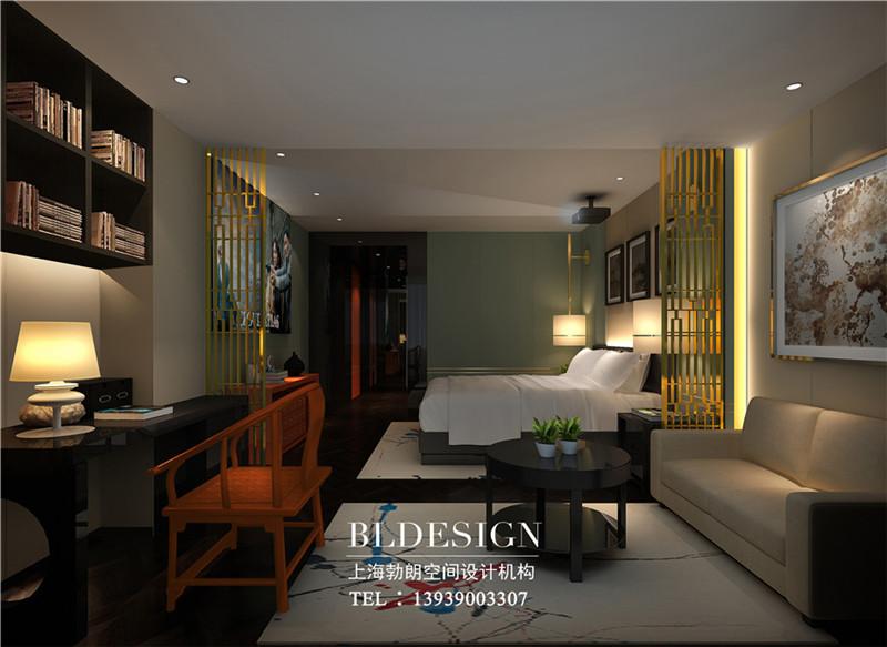 郑州莱酒店客房设计