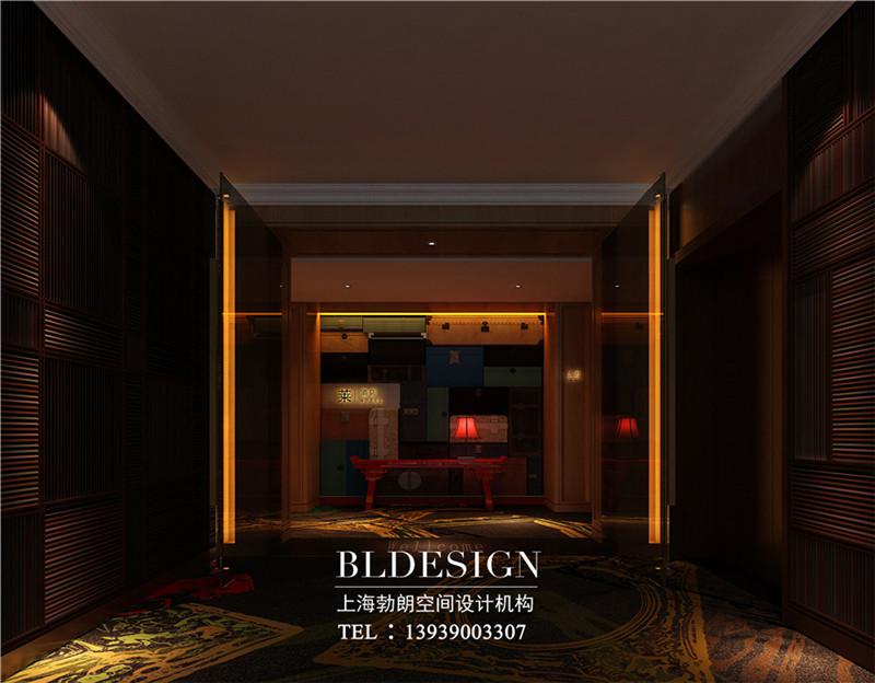 郑州莱酒店大厅设计