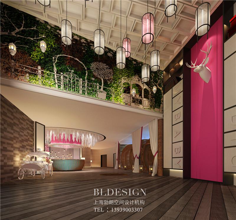 重庆U Hotel精品酒店大堂设计