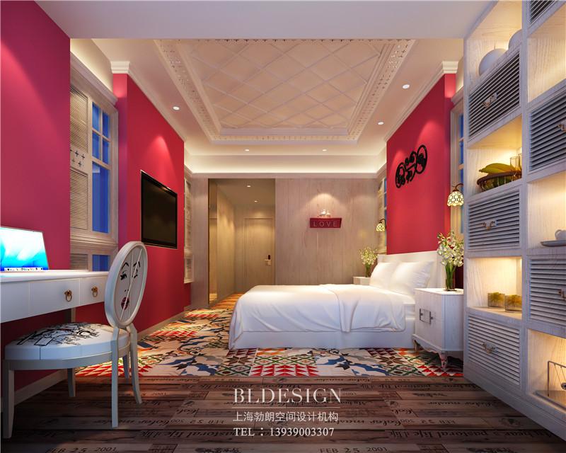 重庆U Hotel精品酒店客房设计