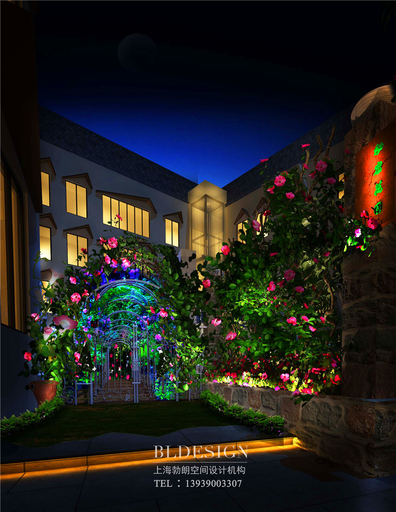 重庆U Hotel精品酒店中厅设计