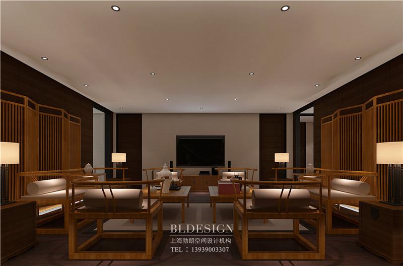 兰泽水舍酒店设计案例