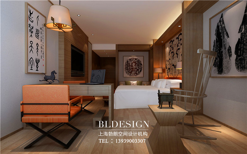 安阳M(艾木)精品商务酒店设计方案