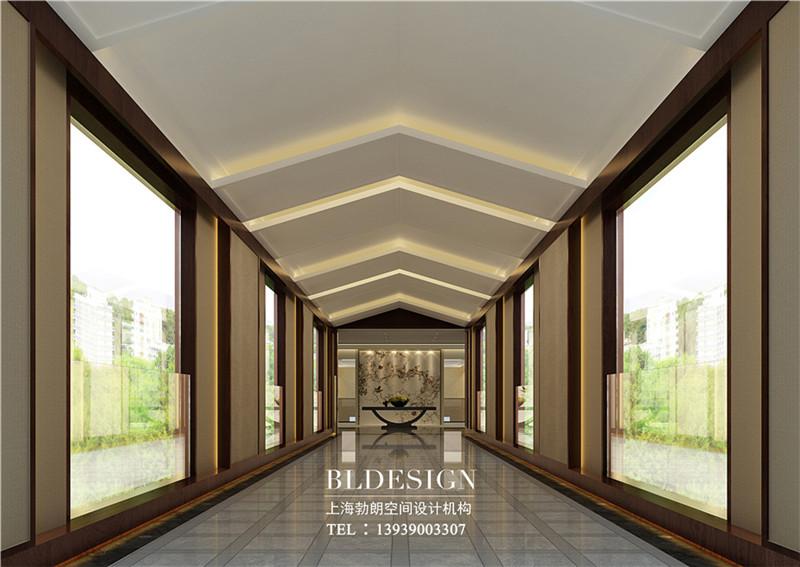 洛阳大河古渡生态度假酒店设计