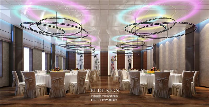 洛阳大河古渡生态度假酒店宴会设计