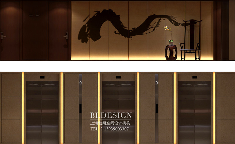 三门峡紫金宫酒店设计