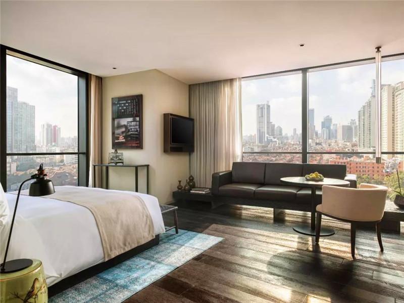 上海镛舍精品酒店套房设计案例