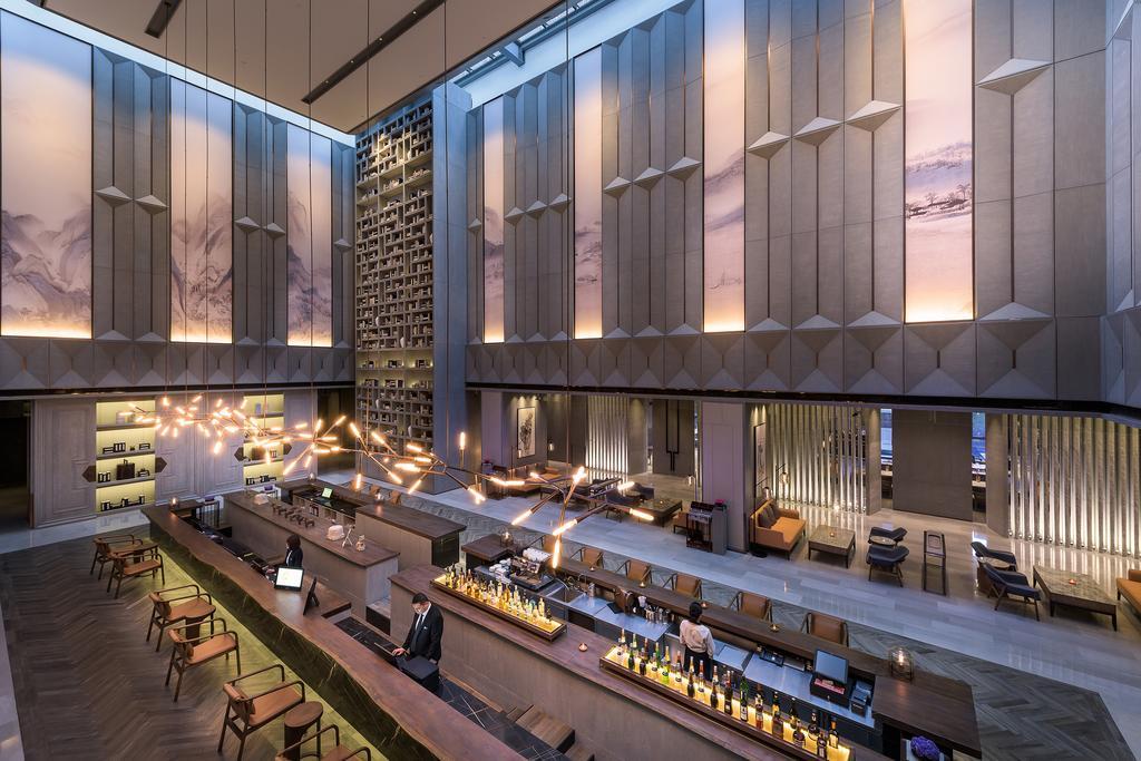上海客莱福诺富特酒店设计