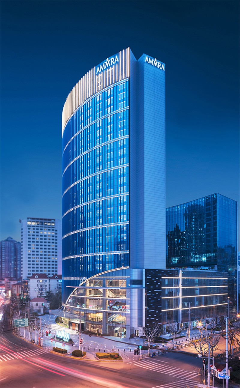 上海安曼纳卓悦酒店设计