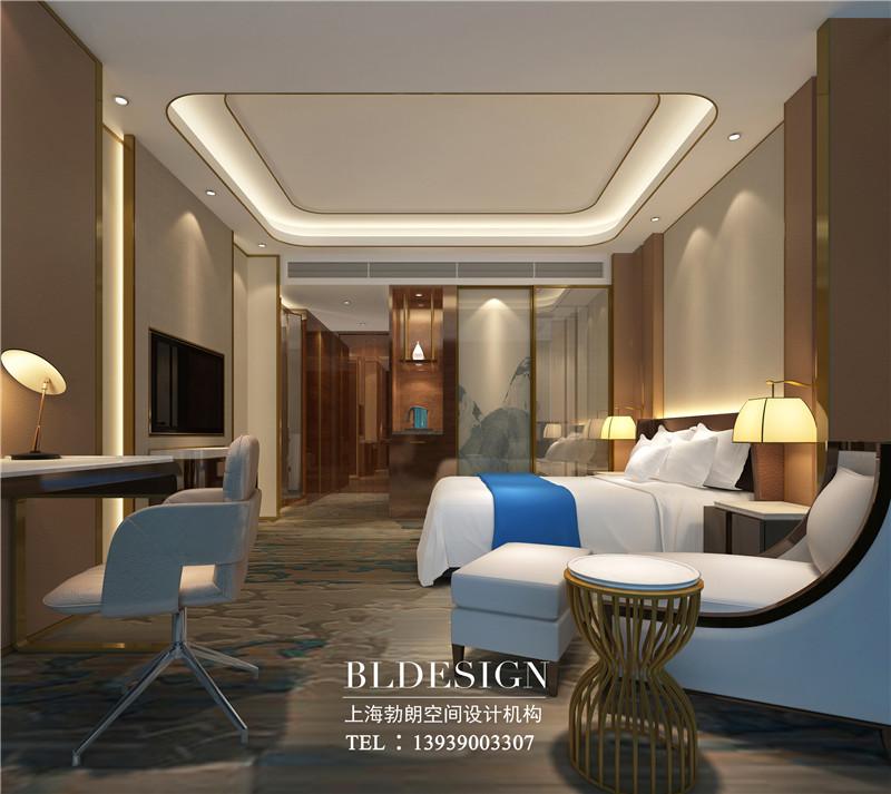 大河锦江四星级酒店客房改造设计案例