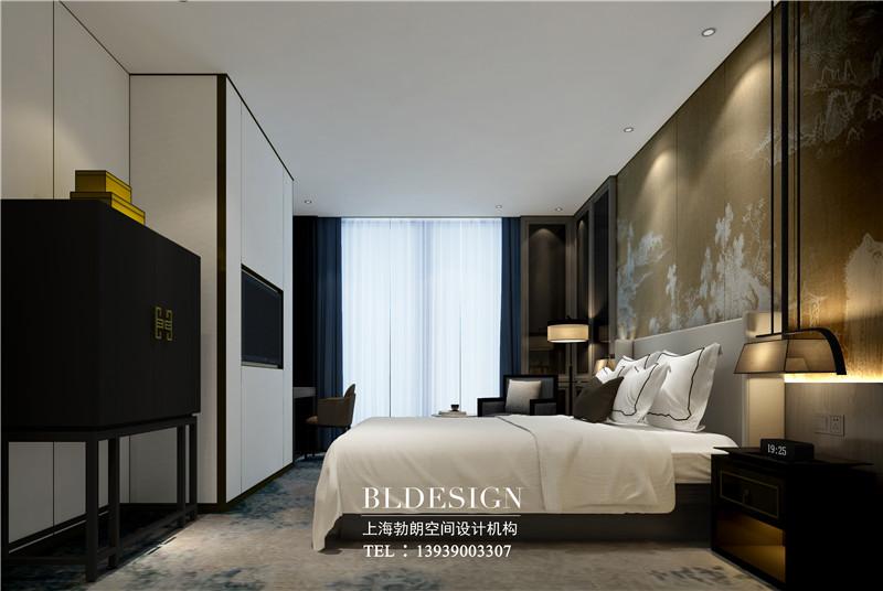 大河锦江四星级酒店客房改造设计方案