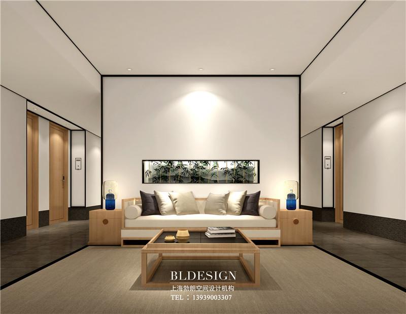 仟那新中式精品酒店室内设计效果图