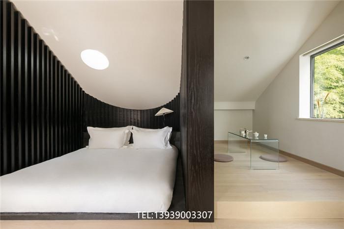 景区特色民宿设计   杭州里奈民宿酒店客房设计实景图