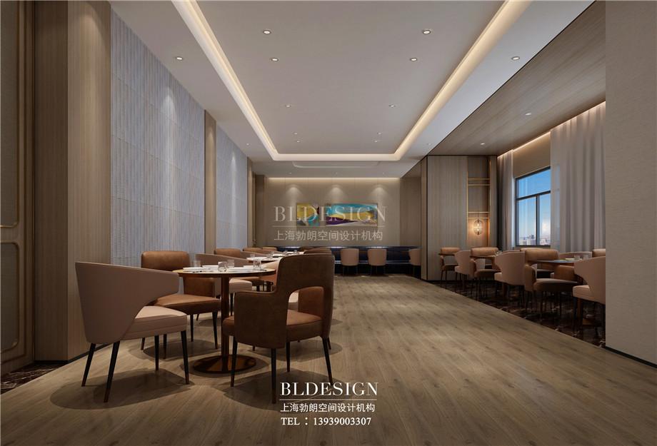 安阳酒店设计-林州望山精品商务酒店餐厅设计案例效果图.jpg