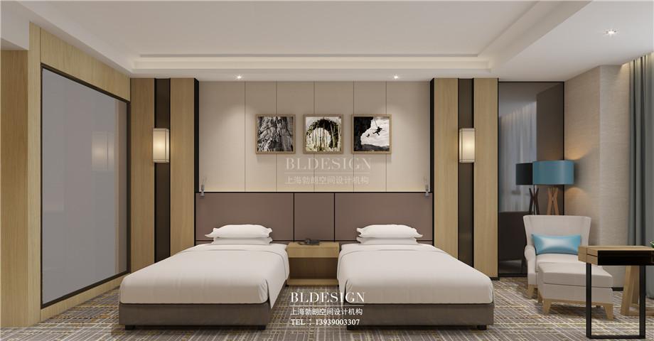 安阳酒店设计-林州望山精品商务酒店标准间设计案例效果图.jpg