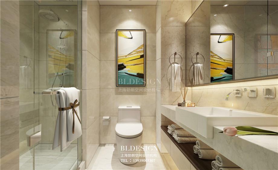 安阳酒店设计-林州望山精品商务酒店客房卫生间设计案例效果图.jpg